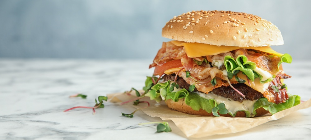 Card and gift ideas for National Cheeseburger Day