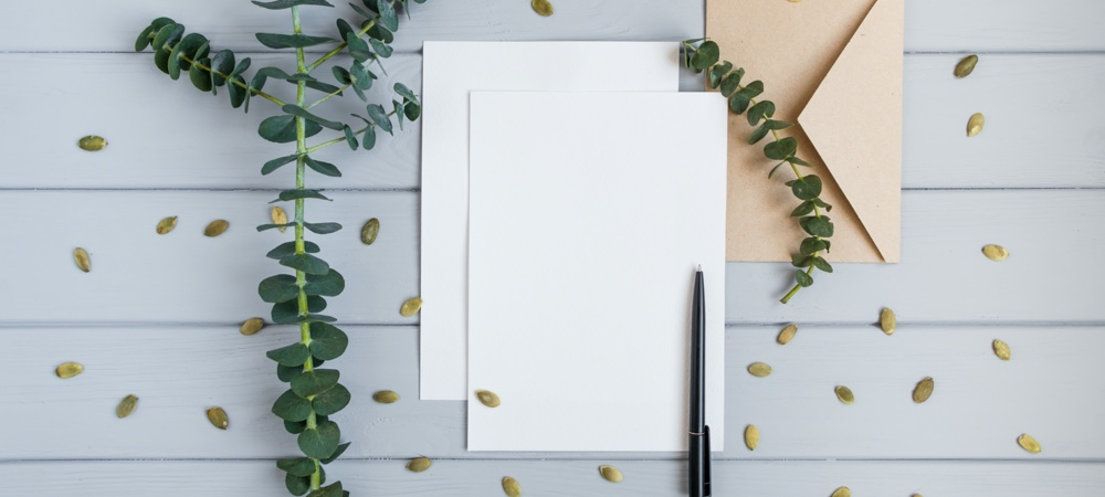 Ideas on what to write in an engagement card