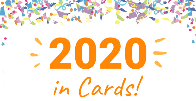2020 in cards