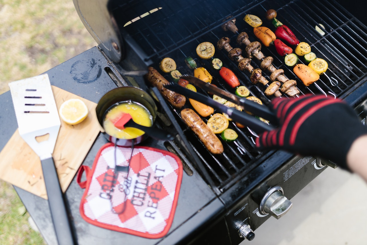 Get your grill ready for a summer BBQ