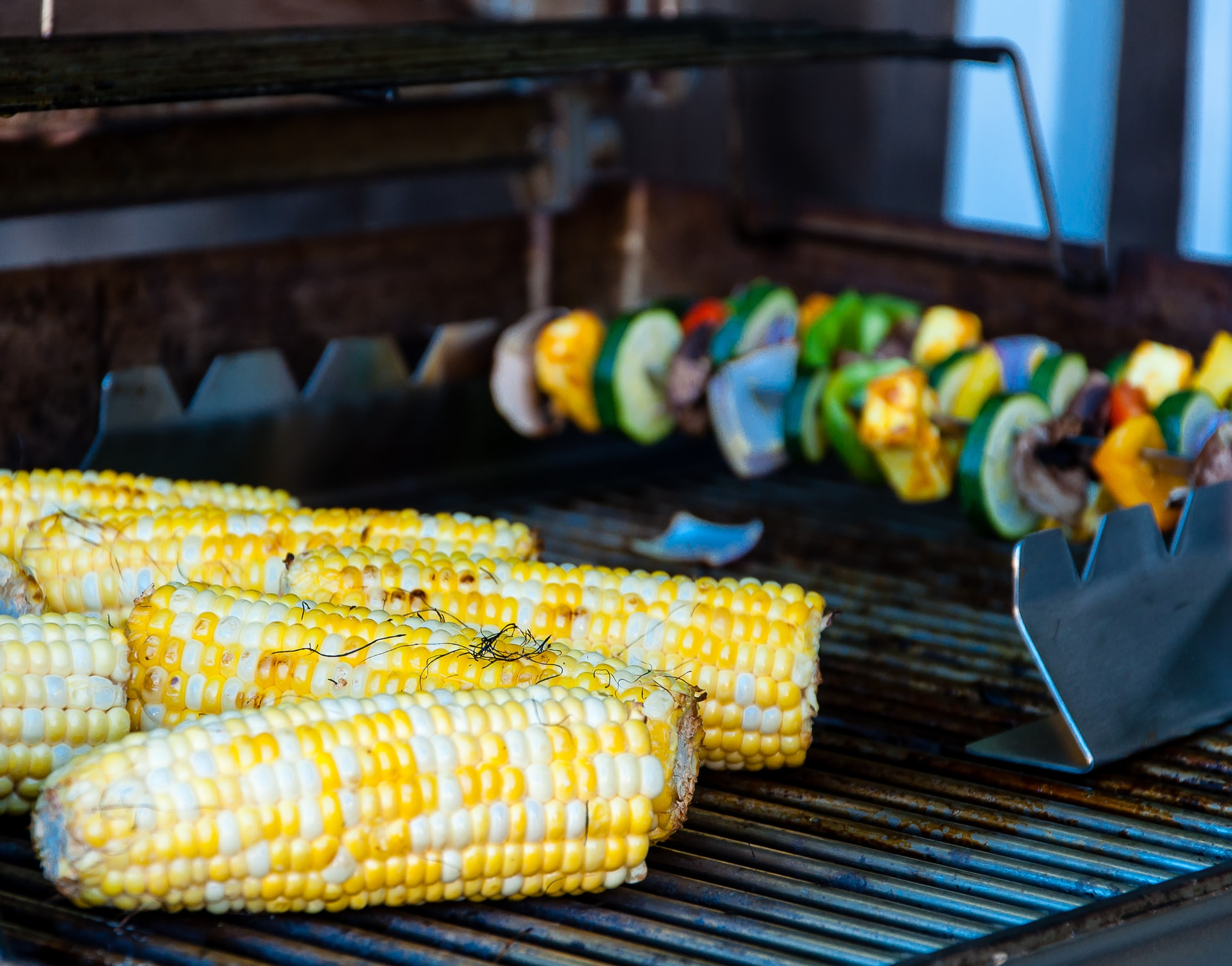 Make sure you include veggie options at your summer BBQ party!