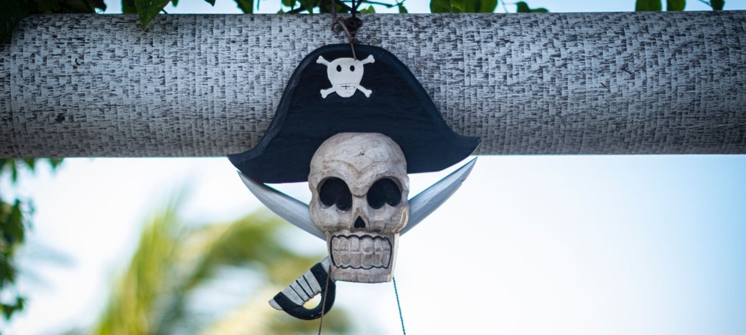 Top tips for throwing a children's pirate party