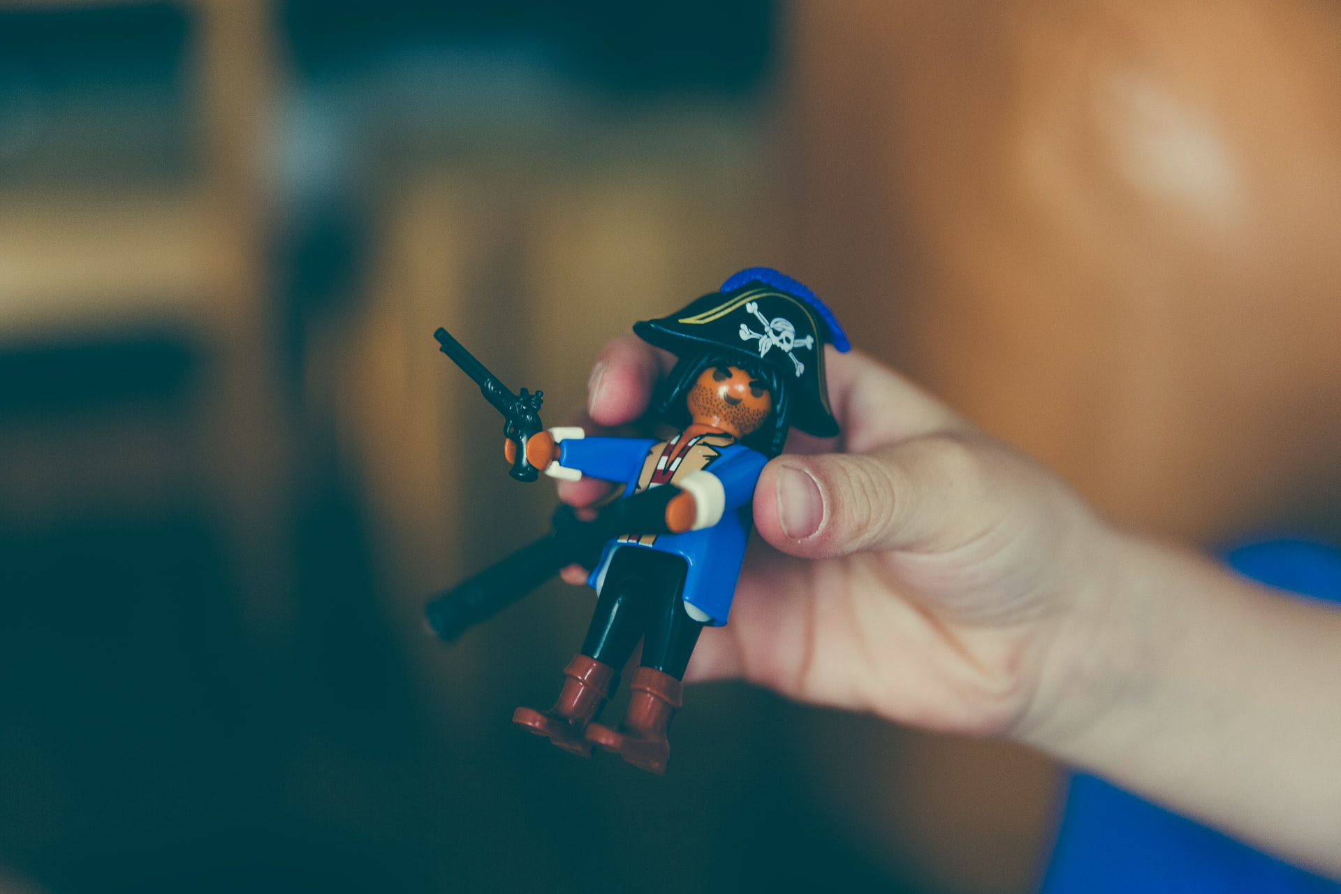 Planning a pirate party